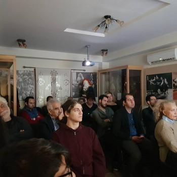 Παρουσίαση του ντοκιμαντέρ Η τέχνη του μαντολίνου στην Κρήτη μέρος #2