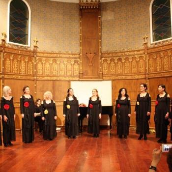 Επιτυχημένη ηεπίσκεψη του Thirathen vocalgroup στην Κωνσταντινούπολη