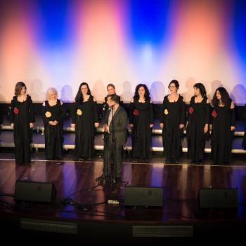 Επιτυχημένη η παρουσία του thirathen vocal group στο πρώτο φεστιβάλ χορωδιών